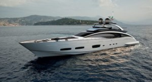 ISA Yachts 141 Super Sportivo revealed