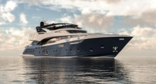 Monte Carlo Yachts announces MCY 96