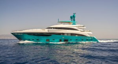 Princess 40M Anka stars in Miami