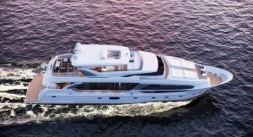Horizon Yachts sells CC115