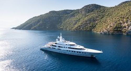 Cool yachts to see at the MYBA Charter Show