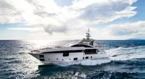 Azimut Grande 35M unveiled