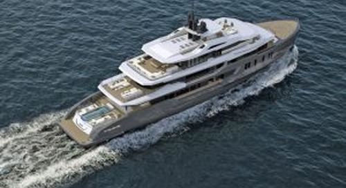 Nine beautiful superyacht projects for sale