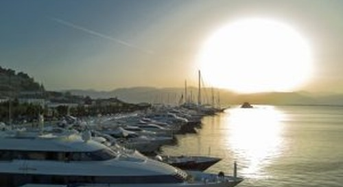 Mediterranean Yacht Show success