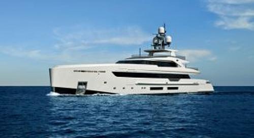 Tankoa Vertige on sea trials