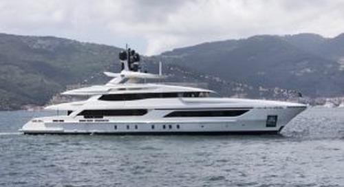 Launched! 48-metre Baglietto Andiamo