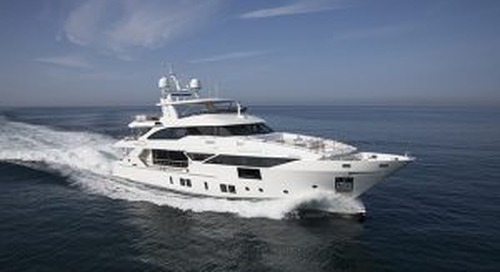 Benetti delivers 2nd and 3rd 125 Fast yachts