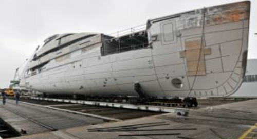 Out of the shed: Abeking & Rasmussen 74-metre