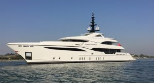 Bilgin launches 48-metre Nerissa