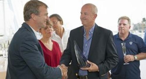 Heesen Home wins Baccarat SuperYachtWorld Award