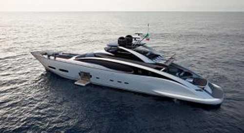 ISA Yachts reveals details of 43m project