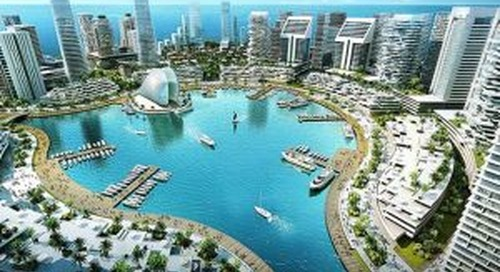 New marina development in Nigeria