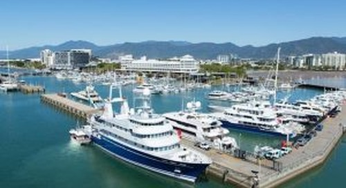 Shipyards in Cairns win key contract
