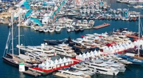 Dispute over boat show in Cannes continues