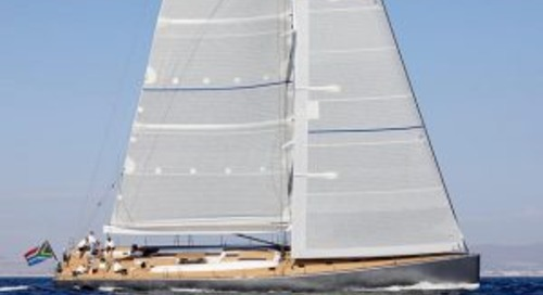 Southern Wind delivers custom cruiser racer