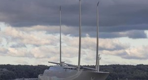 Arrest of 'Sailing Yacht A' lifted