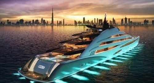 Oceanco unveils 'Amara'