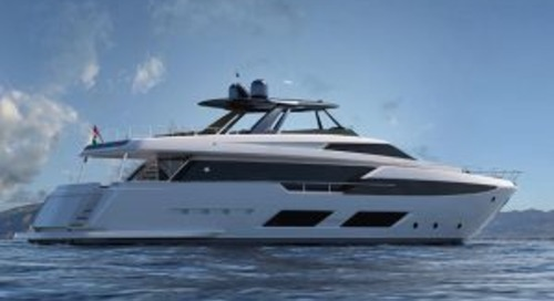 Ferretti announces September launch for new 28m yacht