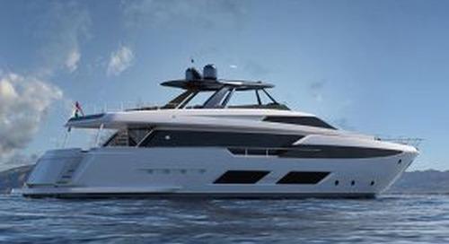 Ferretti announces September launch for new 28m yacht