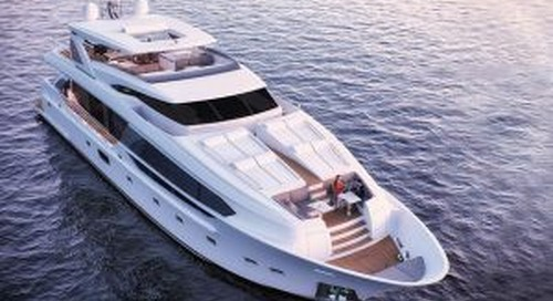 Horizon signs order for new 35m yacht