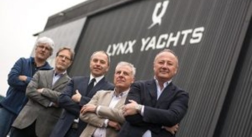Lynx Yachts acquires shipyard