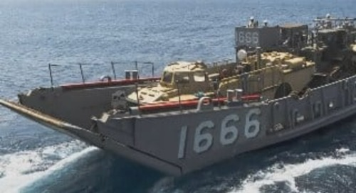 Restoration complete after French military vessel damages coral reef