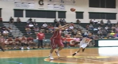 Team Guam Men's Basketball holds Micronesia Games tryouts