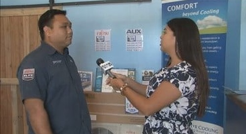 If you're in the market for a new A/C, what should you look for?