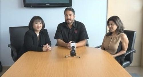 Liz and Gina interview Howard Gutierrez about appraisal