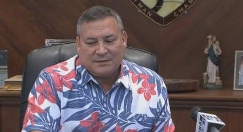 Calvo says second vote was illegal