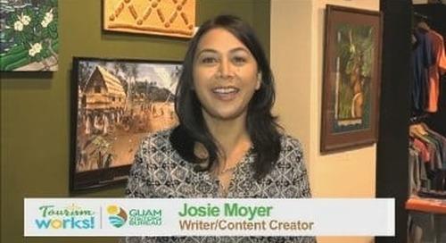 Tourism Works: Josie Moyer