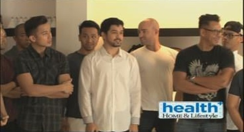 Norman Analista launching men's fashion line in Tumon