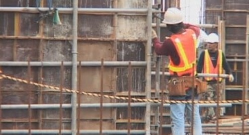Economic summit tackles issue of sourcing construction workers