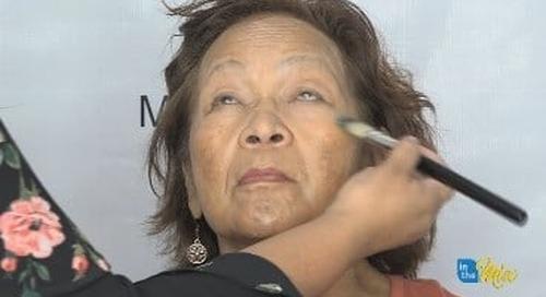 "Helen ""Island Girl"" Aguon gets an MDot makeover"