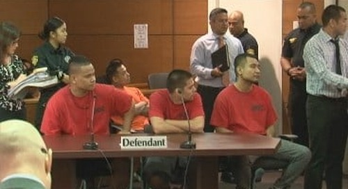 One man accused in DOC murder case wants deal with the government