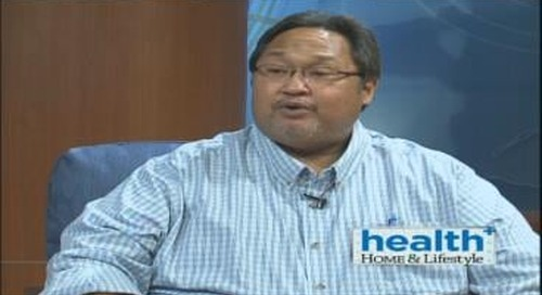 Andre Artero talks with Carmen about Better Hearing and Speech Month