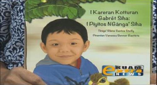 Rlene Santos Steffy publishes new children's book