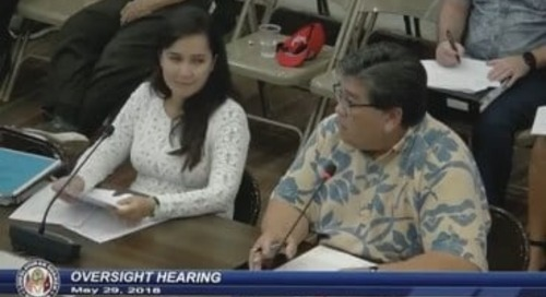 Third CLTC oversight hearing tackles revenue, expenses for land