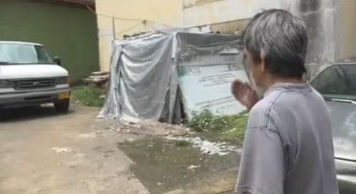Evening homeless shelter being sought in central Guam