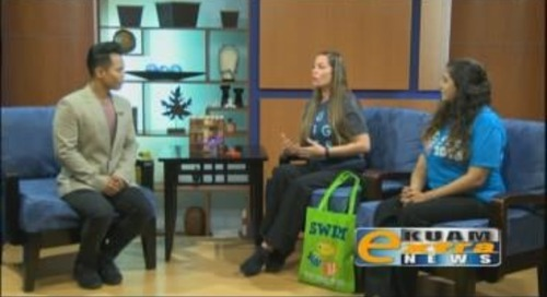 Outrigger Guam Beach Resort taking the lead on World Oceans Week