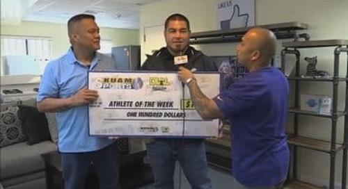 Athlete of the Week- Roque Martinez