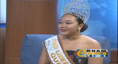 Meet Liberation Queen Kamarin Nelson from Santa Rita