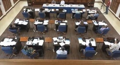 Will speaker's bills pass?