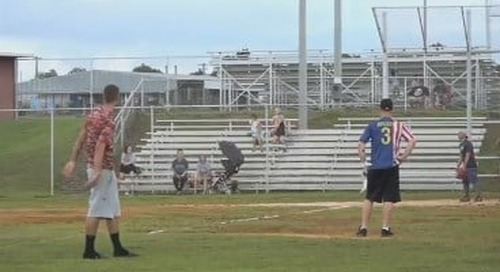 Armed Forces Softball Tournament promotes teamwork