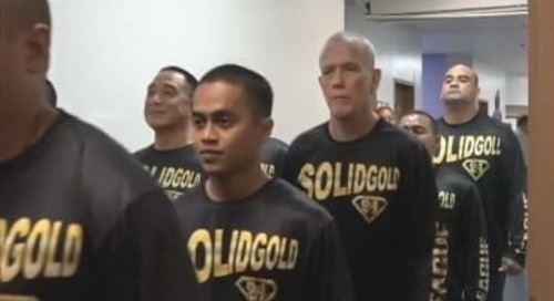 Group graduates from substance abuse program