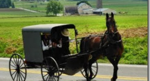 Experience the Amish