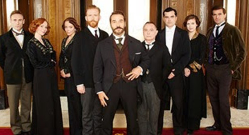 """Mr. Selfridge"" Returns!"