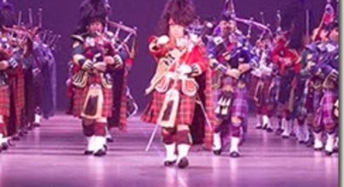 Royal Nova Scotia International Tattoo Sure to Please