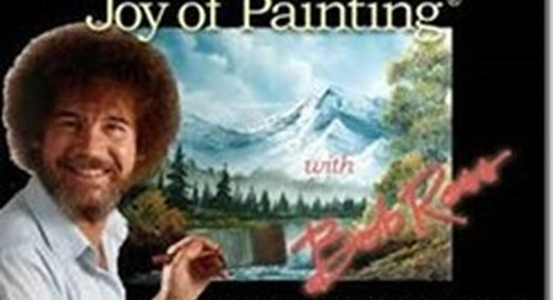Bob Ross Lives On