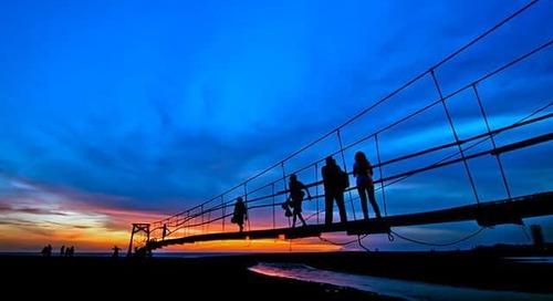Siap-siap Terpesona oleh Sunset Bali